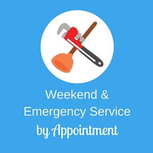 Emergency Service Hours