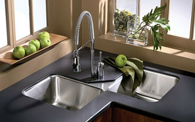 Sinks and Fixtures