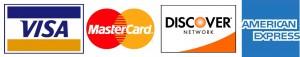 Credit Cards, Frontier Plumbing Portland OR